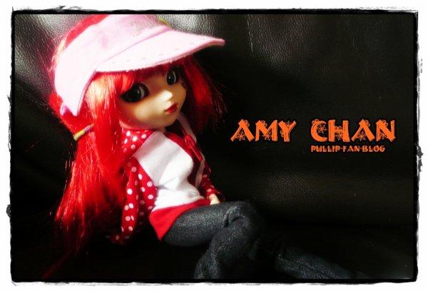 Amy Chan la Cornichonne *O* [ Rien avoir avec Halloween mais bon ]