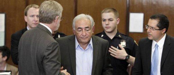 Dominique Strauss-Kahn pourrait sortir de prison ce vendredi