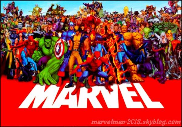 Présentation de Marvel