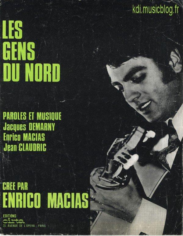 1967  Enrico Macias-Les Gens Du Nord