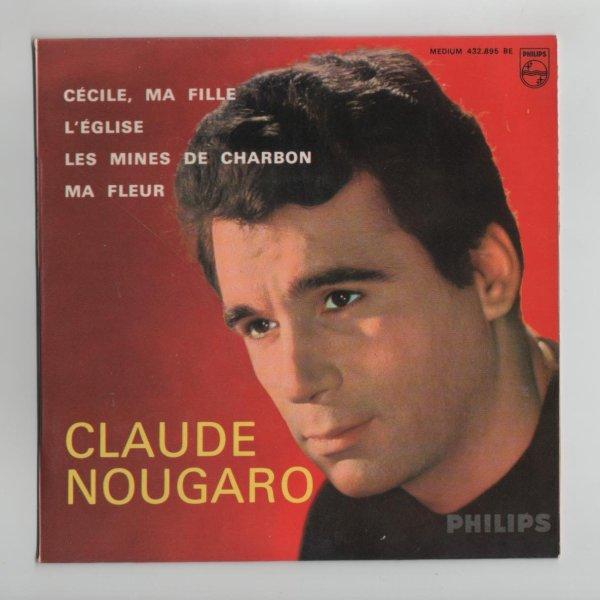 1963   Claude Nougaro - Cécile ma fille