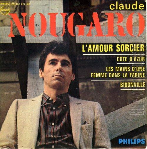 1967    Claude Nougaro Toulouse