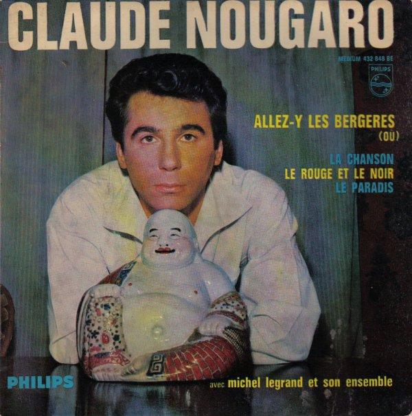 1967  Claude Nougaro - Quatre boules de cuir (Live)