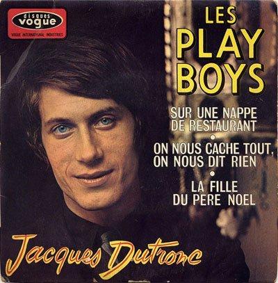 1968   Jacques Dutronc- Il Est Cinq Heures, Paris S'éveille