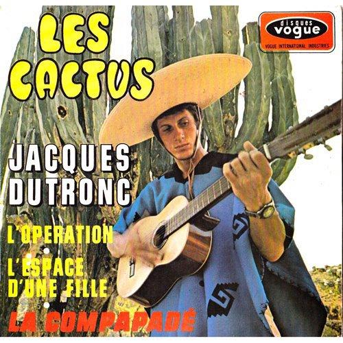 """Jacques Dutronc   """"Les cactus"""" 1966"""