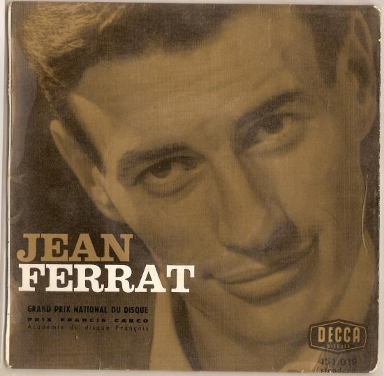 1991  Jean Ferrat Tu aurais pu vivre encore un peu