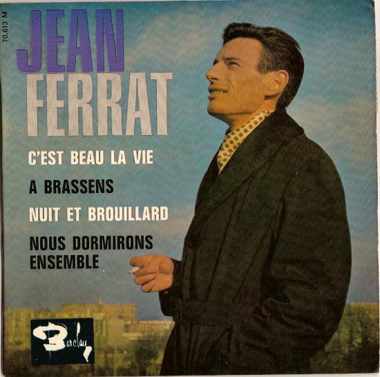 1971   Jean Ferrat - Que serais je sans toi