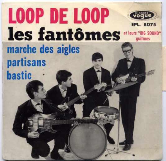 1963  Les Fantomes Loop De Loop
