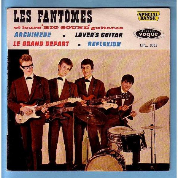 1963   Les Fantomes -  Marche des Aigles