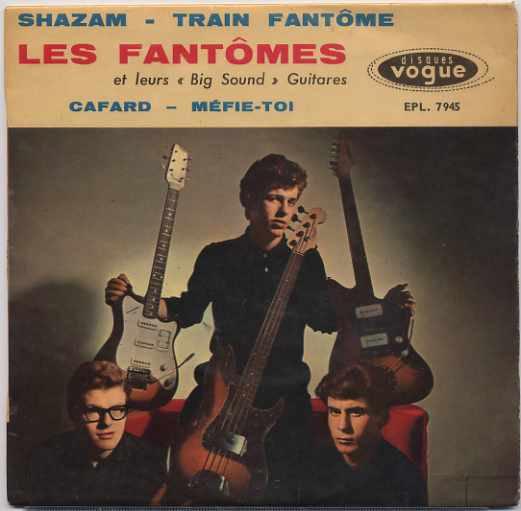 1962   Les Fantomes : Shazam