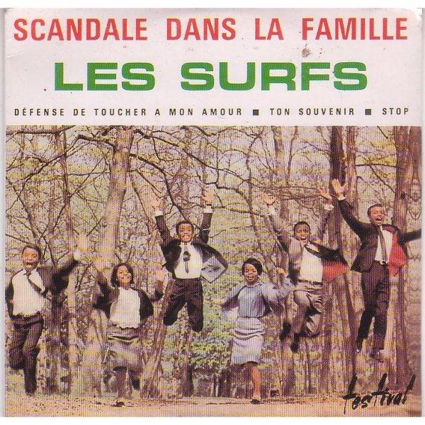 1965  LES SURFS - scandale dans la famille
