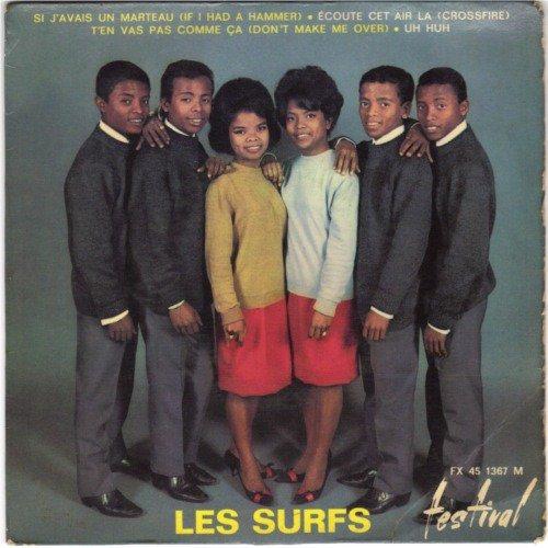 1963  Les Surfs - Si j'avais un marteau (TV show)