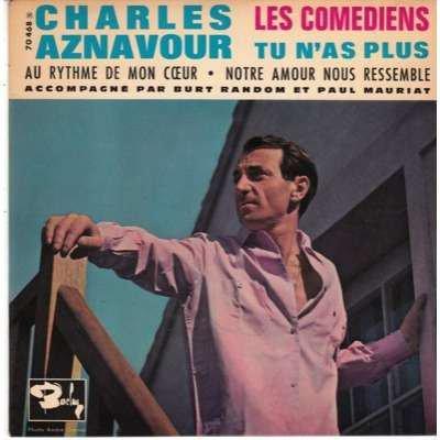 Charles Aznavour - La Mama  1963
