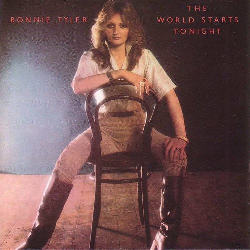 1986  Bonnie Tyler - If You Were A Woman (And I Was A Man)