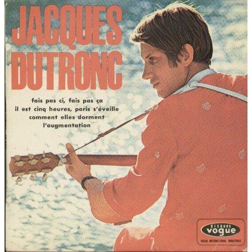 1966  Jacques Dutronc - Fais Pas Ci Fais Pas Ça