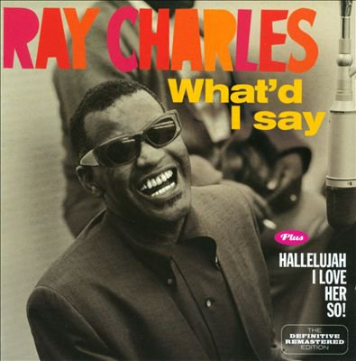 1959   I've got a woman - Ray Charles live at Olympia