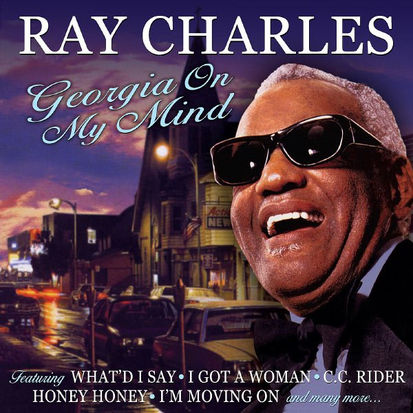 "1960  RAY CHARLES ""Georgia On My Mind"""