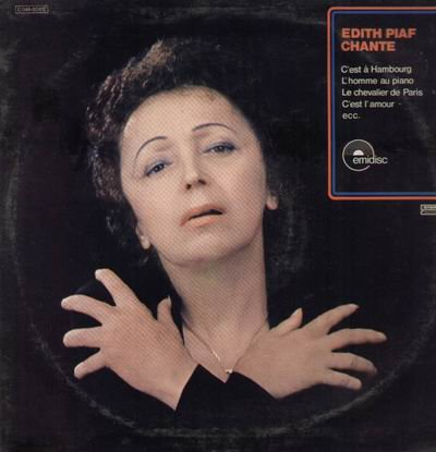 1960  Edith Piaf - Mon Dieu (My God)