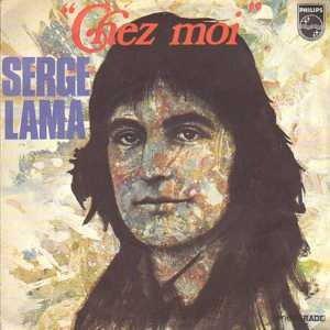 1974  SERGE LAMA    chez moi