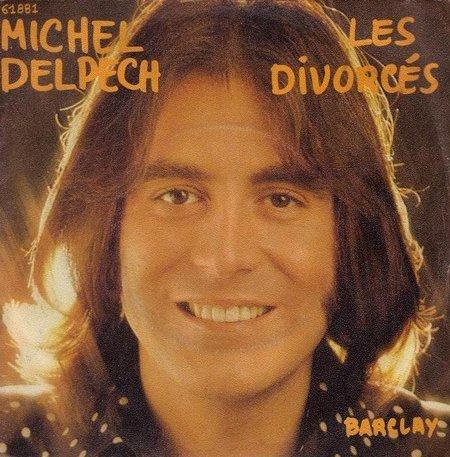 1993  Michel Delpech Les divorcés
