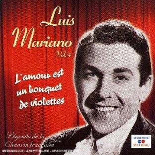 Luis Mariano - L'Amour est un Bouquet de Violettes  1967