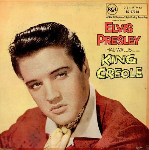 1958   elvis presley - king creole