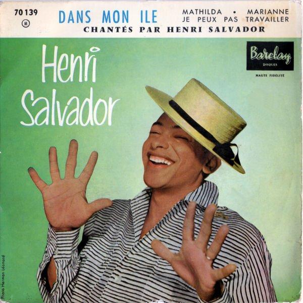 1963  Henri Salvador - Syracuse (live)