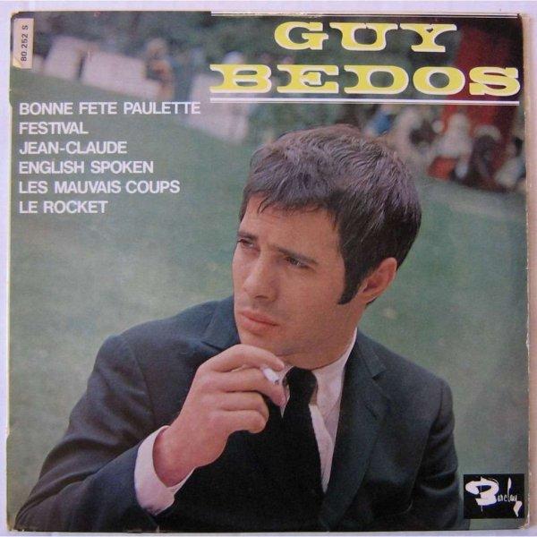 1962  Guy Bedos - Bonne Fete Paulette