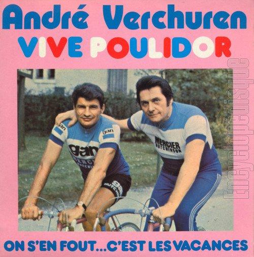 1972  ANDRE VERCHUREN - VIVE POULIDOR