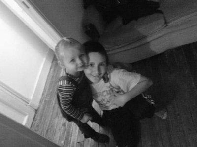 ma soeur et mon frere jvous aime
