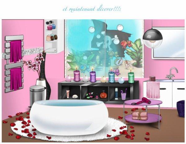 Tuto logement cr er un aquariun mural blog de justine127 - Creer un appartement ...
