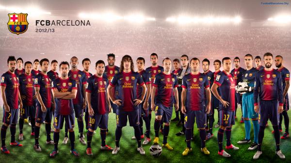 L'équipe 2012/2013
