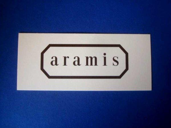 DOUBLES CARTES PARFUMEES ARAMIS à la vente ou à l'échange...