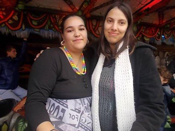 Mes deuux vrais amie: Mes soeurs de Coeur <3