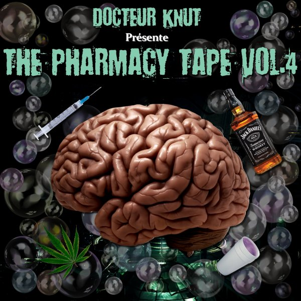 The Pharmacy Tape vol.4 / Psychoburger 2 (2015)