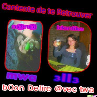 Elle & Mwa <3