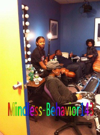 FSO 20: Mindless Behavior Backstage