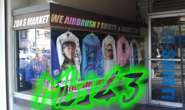 Mindless Behavior's sweaters