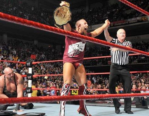 Les Champions de la Wwe !