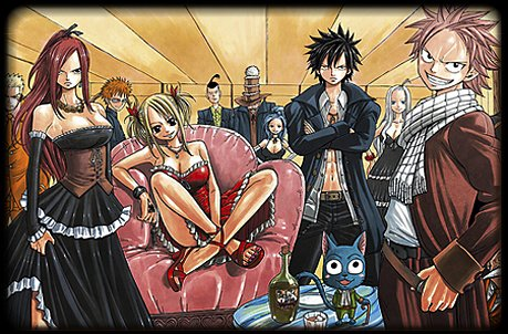 Projet RPG Fairy Tail !