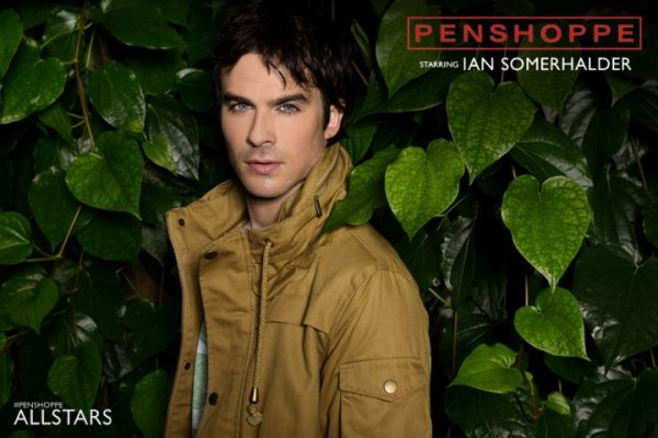 Photo de Ian Somerhalder <3<3!!!