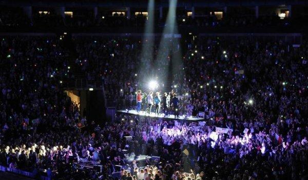 One Direction - 4 ans déjà <3