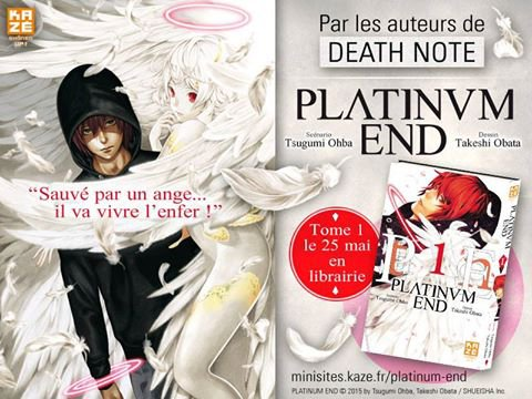 Platinum End !