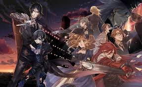 new manga black butler