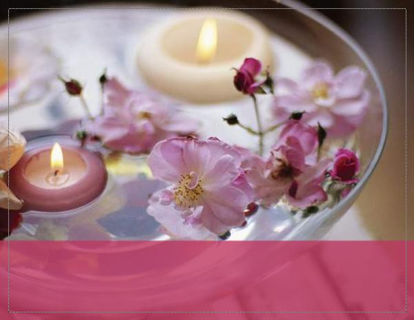 Quelques bougies pour réchauffer vôtre intérieur