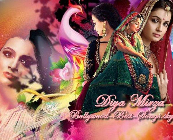 L'actrice de la semaine  - Diya Mirza -