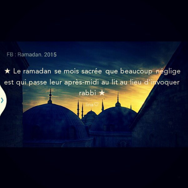 hello ramadhan ♥