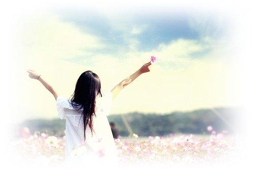 « Le bonheur n'est pas une destination. C'est un état d'esprit. Il n'est pas permanent. Il va et vient et si les gens pensaient de cette façon alors peut-être trouveraient-ils le bonheur plus souvent. »