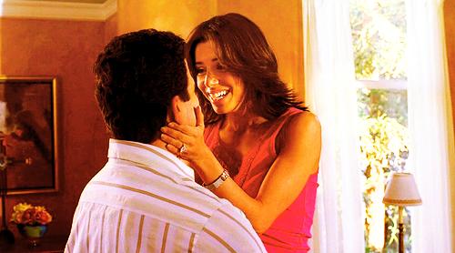 « Je t'aime mais ce que j'aime le plus chez toi, c'est ta façon de m'aimer. » - Desperate housewives, Gabrielle.