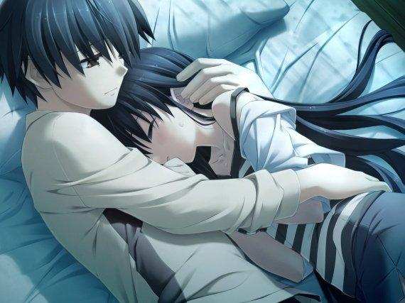 Instant love manga